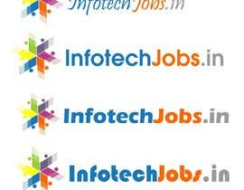 #160 para Logo design for IT Job portal por VikiFil
