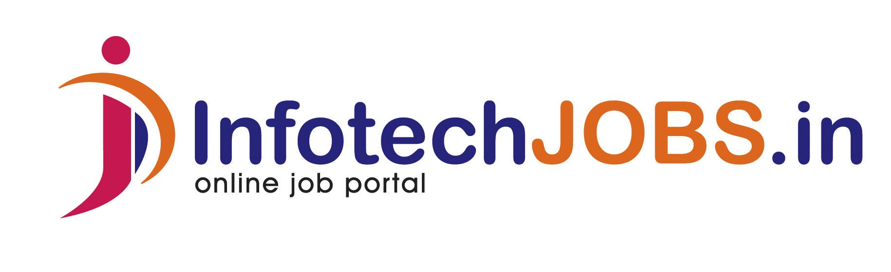logo design for it job portal lancer 164 for logo design for it job portal by duttarajesh07
