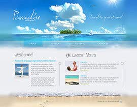nº 8 pour Making amendments to website to make fully responsive pages par rshalder90