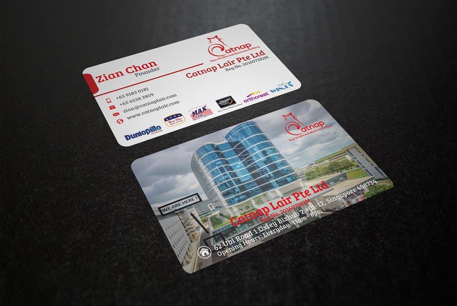 Kilpailutyö #16 kilpailussa Design some Business Cards
