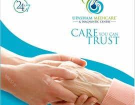 Nro 14 kilpailuun Design a brochure for General Services of  a Hospital / Nursing home cum diagnostic centre käyttäjältä geepeemistry