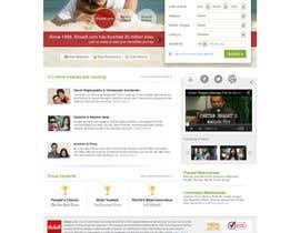 nº 1 pour Design a Matrimonial Website like Shaadi.com or Bharatmatrimony.comFor Matrimonial Redefor par Misbahullah16