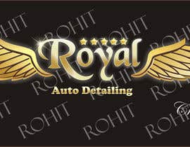 #12 for Design a Logo Royal Detailing by hylite19