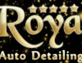 #18 for Design a Logo Royal Detailing by dkfxx