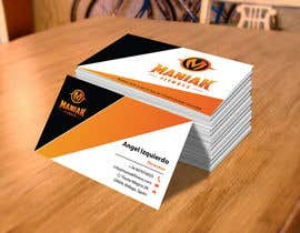 #64 for Design some Business Cards for Maniak Fitness by mamun313