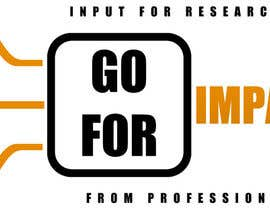 #7 for Design a logo for Go for Impact af JamesHoekz
