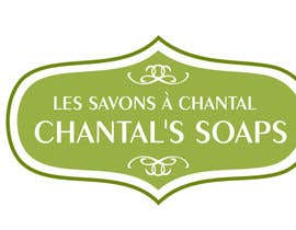 #46 for Design a Logo for Chantal's Soaps af CAMPION1