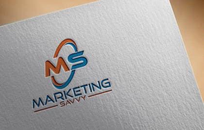 shamazohora1 tarafından Logo design for Marketing Savvy için no 162