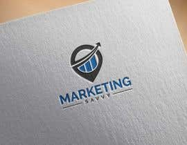 MurtazaLashkery tarafından Logo design for Marketing Savvy için no 192