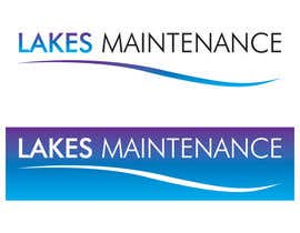 #66 for Design a Logo for Lakes Maintenance af jcko81