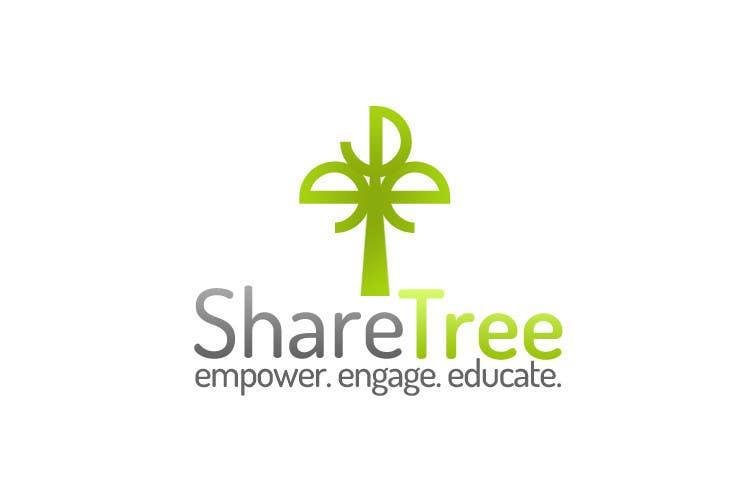 #133 para Design a Logo for ShareTree.org por vladspataroiu