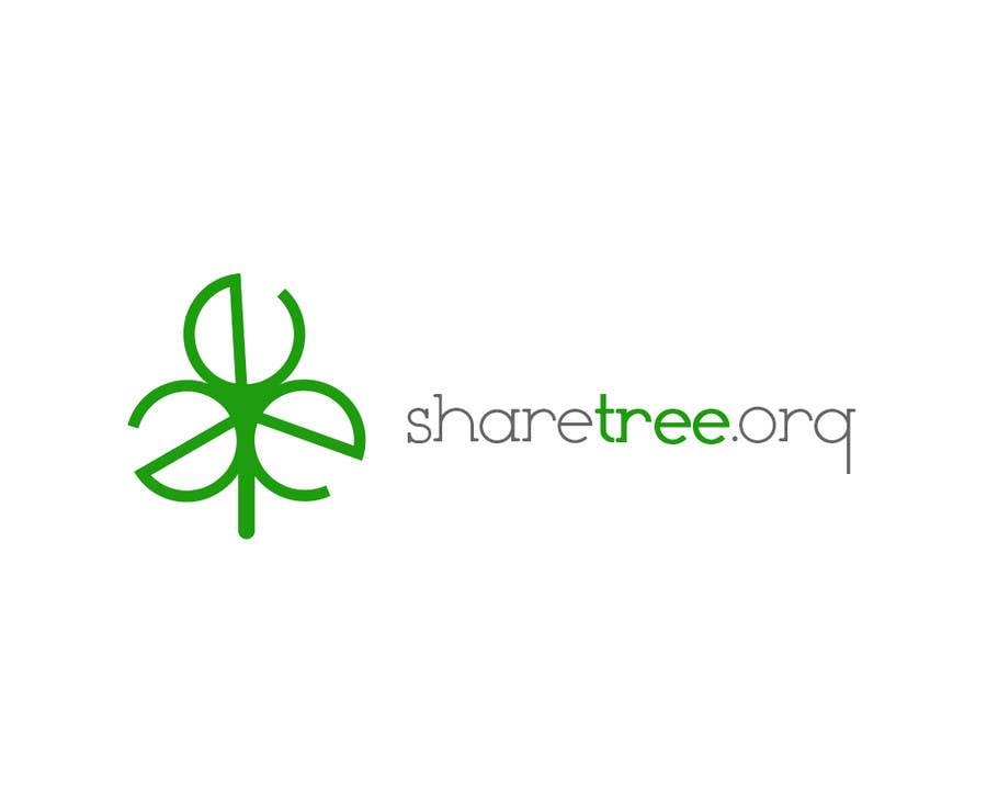 #240 para Design a Logo for ShareTree.org por alexisbigcas11