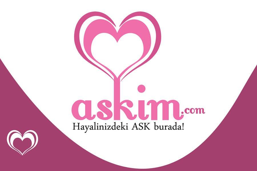 Bài tham dự cuộc thi #                                        319                                      cho                                         Logo Design for ASKIM - Dating company logo