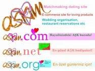 Bài tham dự #228 về Graphic Design cho cuộc thi Logo Design for ASKIM - Dating company logo