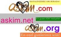 Bài tham dự #173 về Graphic Design cho cuộc thi Logo Design for ASKIM - Dating company logo