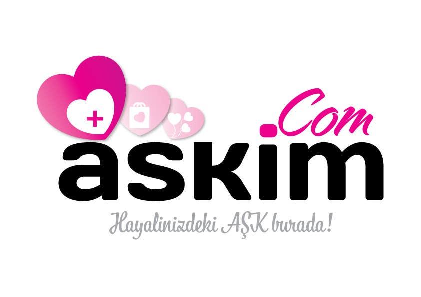 Bài tham dự cuộc thi #                                        300                                      cho                                         Logo Design for ASKIM - Dating company logo