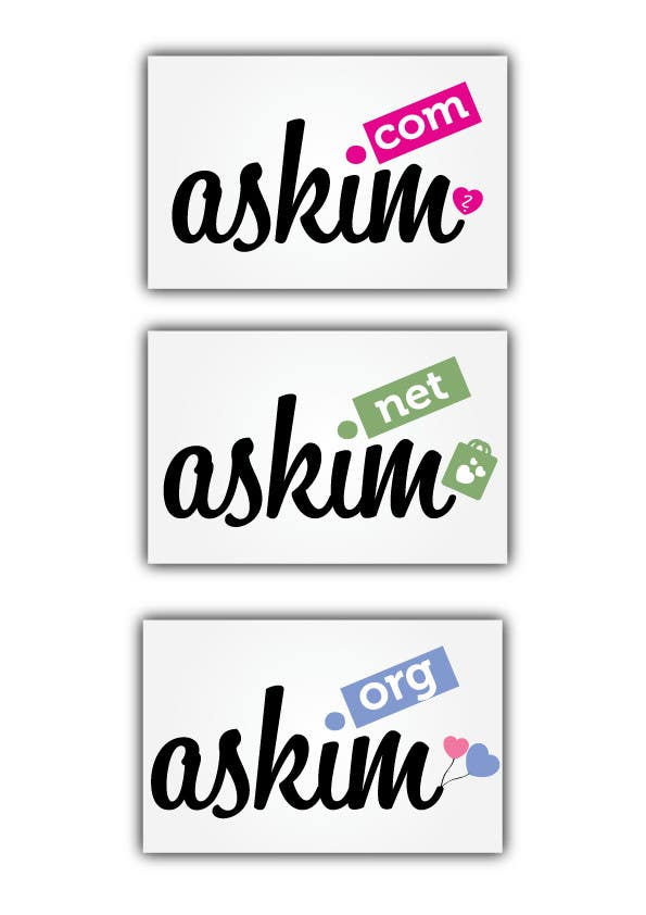 Bài tham dự cuộc thi #                                        37                                      cho                                         Logo Design for ASKIM - Dating company logo