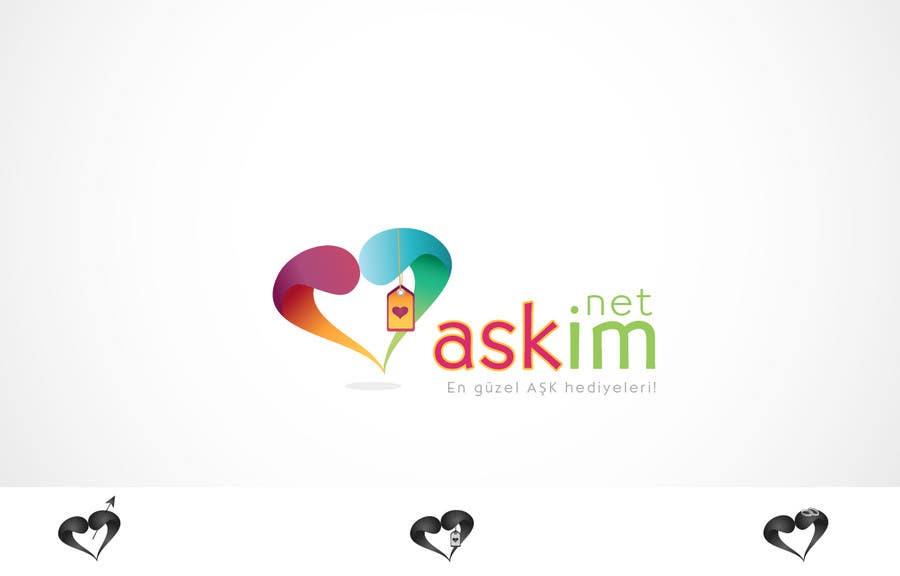 Конкурсная заявка №283 для Logo Design for ASKIM - Dating company logo