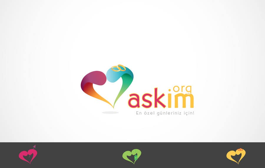 Конкурсная заявка №284 для Logo Design for ASKIM - Dating company logo