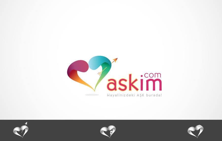 Bài tham dự cuộc thi #                                        303                                      cho                                         Logo Design for ASKIM - Dating company logo