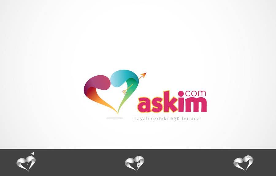 Bài tham dự cuộc thi #                                        322                                      cho                                         Logo Design for ASKIM - Dating company logo