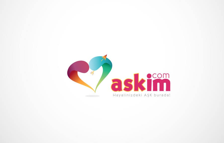 Конкурсная заявка №325 для Logo Design for ASKIM - Dating company logo