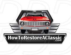 #9 cho Design a Website Mockup for Classic Car Restoration Site. Layout provided. Just need your magical touches. bởi ntandodlodlo