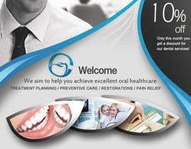 Nro 13 kilpailuun Design a Dental Flyer käyttäjältä mihaicristian86