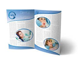 Nro 21 kilpailuun Design a Dental Flyer käyttäjältä darkoosk