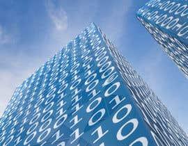 Nro 16 kilpailuun Buildings with 0s and 1s and $ € £ käyttäjältä erpb12