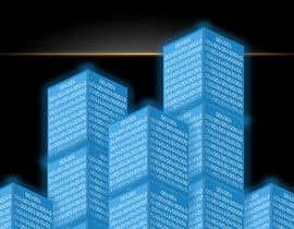 Nro 17 kilpailuun Buildings with 0s and 1s and $ € £ käyttäjältä alviolette