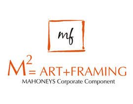 nº 8 pour Corporate Logo for Picture Framing site par primavaradin07