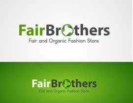 nº 110 pour Design a Logo for Fair&Organic Fashion Store par laniegajete