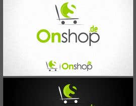 nº 2 pour Logo design for b2b e-commerce platform Onshop.de par RedLab