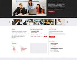 #4 para Design a website for architecture company por panafff