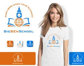 logodancer tarafından Design a Logo for BIG BEN SCHOOL için no 29