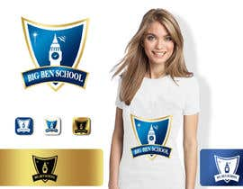 nº 49 pour Design a Logo for BIG BEN SCHOOL par logodancer