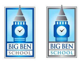 nº 56 pour Design a Logo for BIG BEN SCHOOL par cgoldemen1505