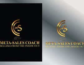 #421 for Design a Logo for Meta-SalesCoach af stamarazvan007