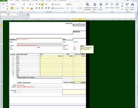 jonaal tarafından Do some Excel Work for KTBEL Construction için no 13