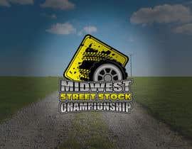 STARK2016 tarafından Design a Logo for the Midwest Street Stock Championship Touring Series için no 6