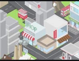 Nro 2 kilpailuun Moving Background on my Website homepage käyttäjältä ravi2rty