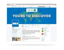 akram1293 tarafından Design Social Media Banners Logo Provided (Twitter, Youtube and Facebook) için no 14