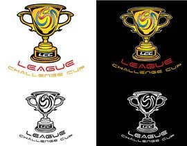 nº 103 pour Logo Design for League Challenge Cup par hussainalison