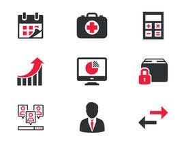 Nro 3 kilpailuun Design Icons käyttäjältä amberliebenow