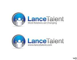 #232 for Logo Design for LanceTalent af MaxDesigner