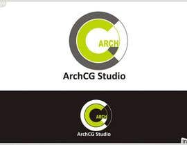 #372 for Logo Design for ArchCG Studio by innovys