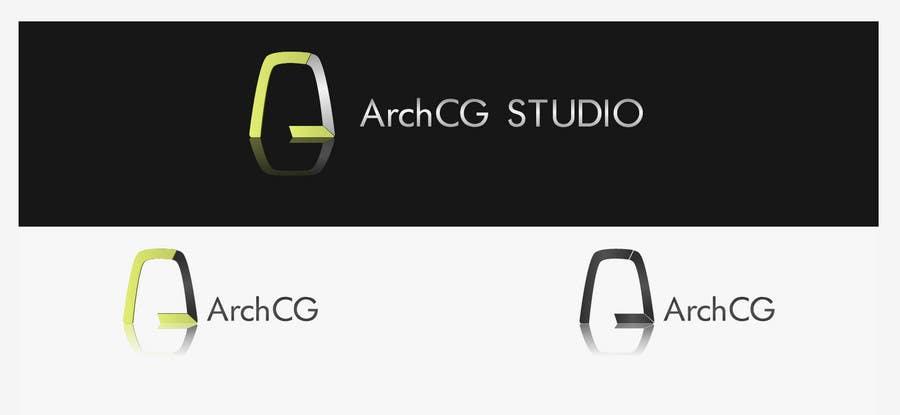 Kilpailutyö #80 kilpailussa Logo Design for ArchCG Studio