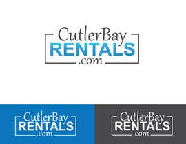 "#46 for Logo for ""CUTLERBAYRENTALS.COM"" by alexandracol"
