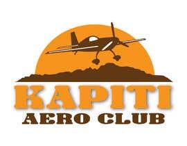 #66 para Logo design for an Aero Club por stefanciantar